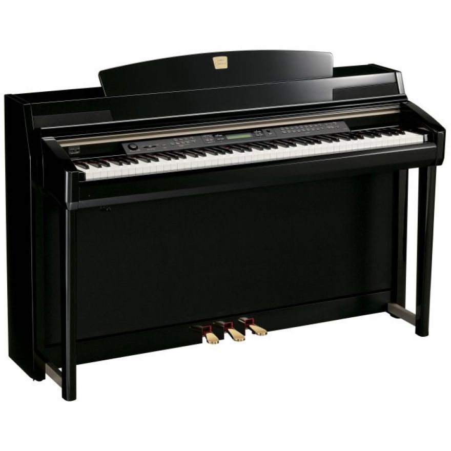 YAMAHA CLP 380PE - PIANOFORTE DIGITALE 88 TASTI