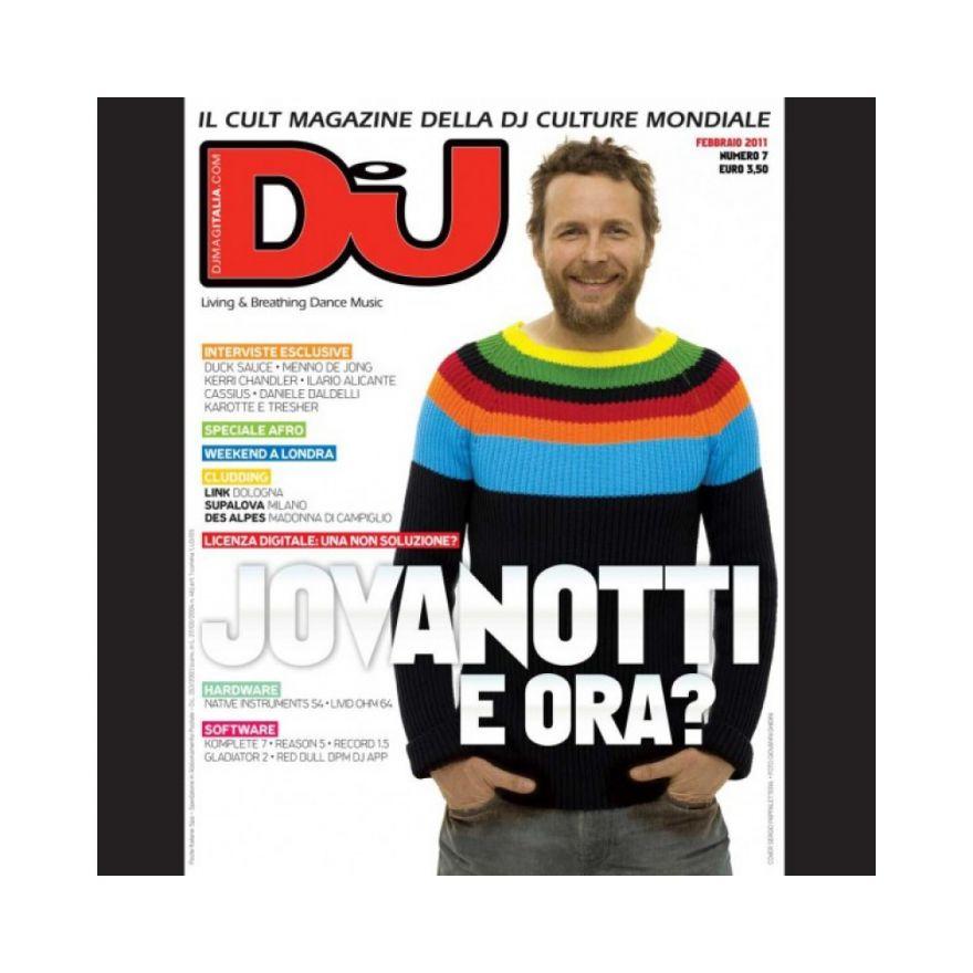 DJ MAG ITALIA DJ MAG FEBBRAIO 2011