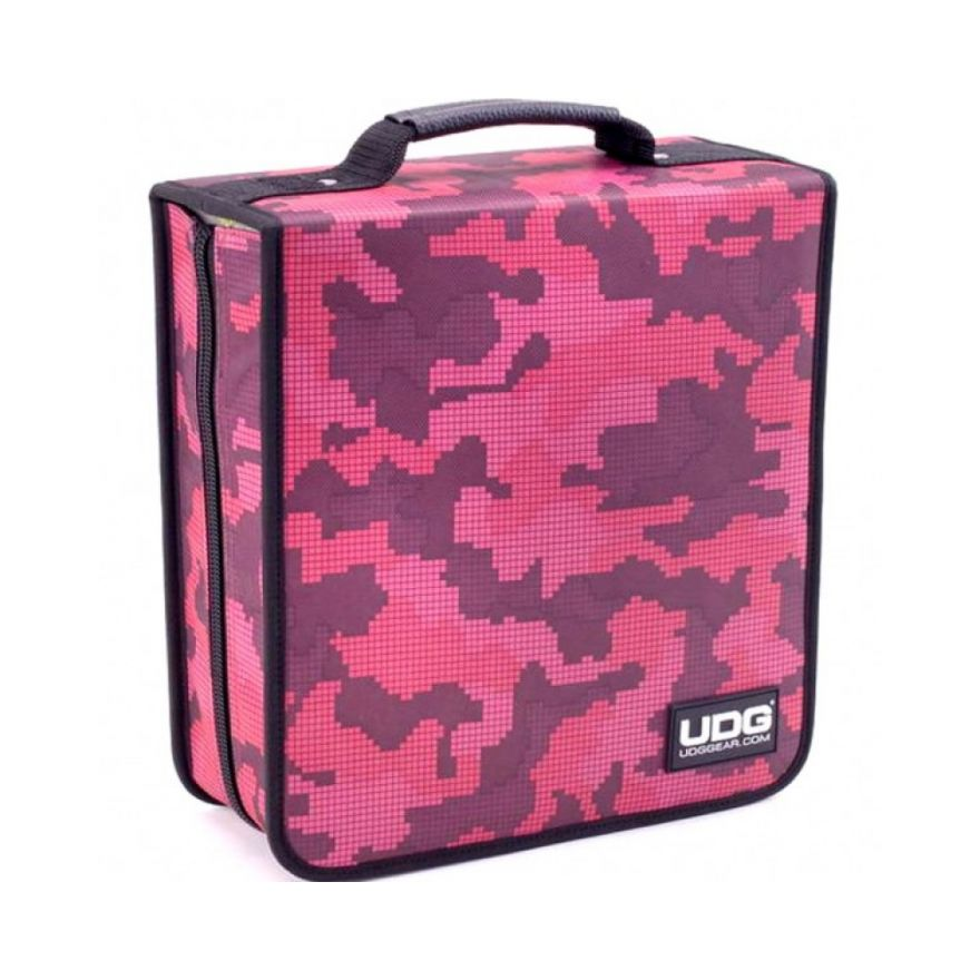 UDG CD WALLET 280 CAMO PINK