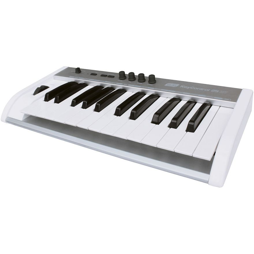 ESI KeyControl 25XT - TASTIERA MIDI USB 25 TASTI CON CONTROLLERS