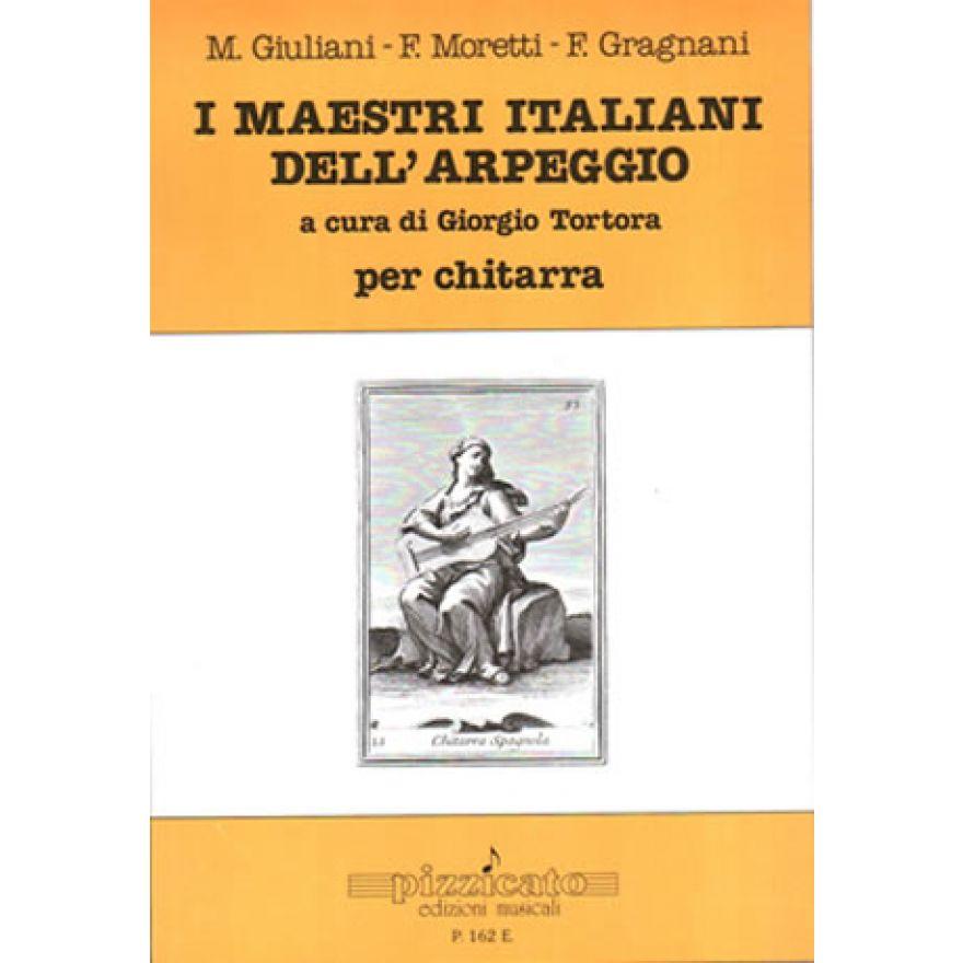 PIZZICATO Giuliani/Moretti/Gragnani -I MAESTRI ITALIANI ARPEGGIO