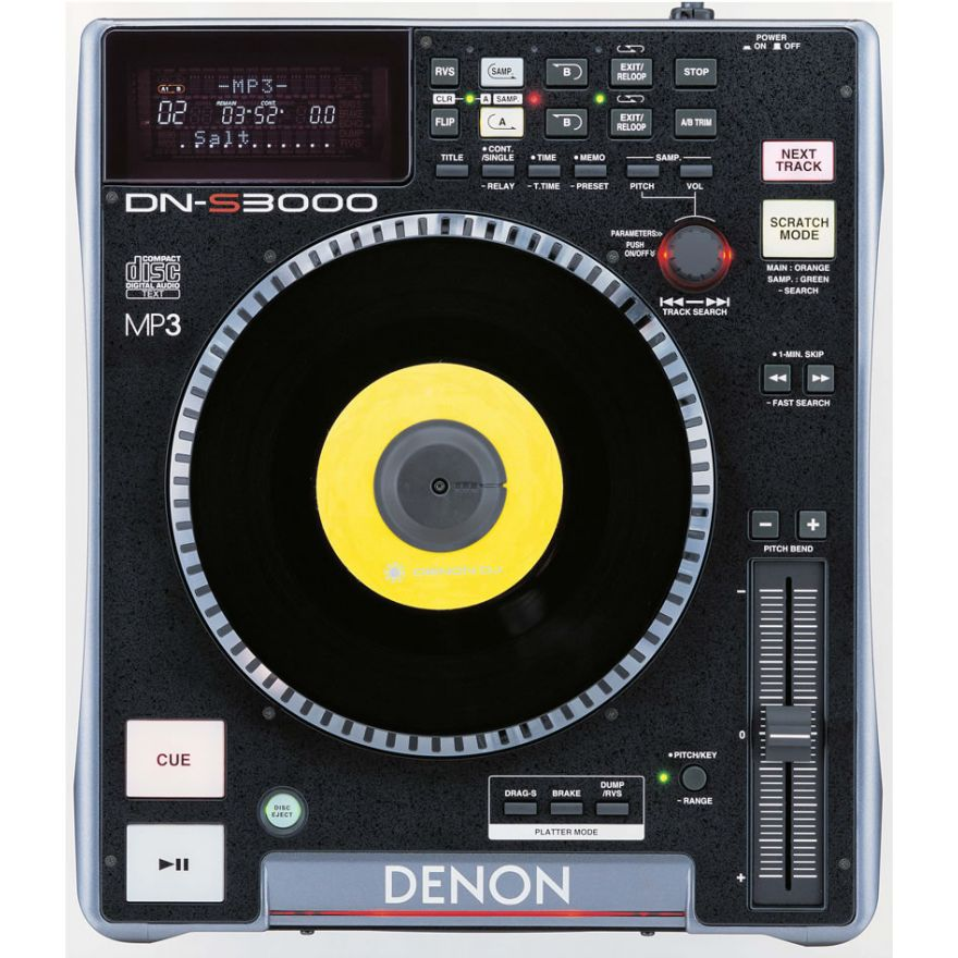 0-DENON DNS3000 [Ex Demo]