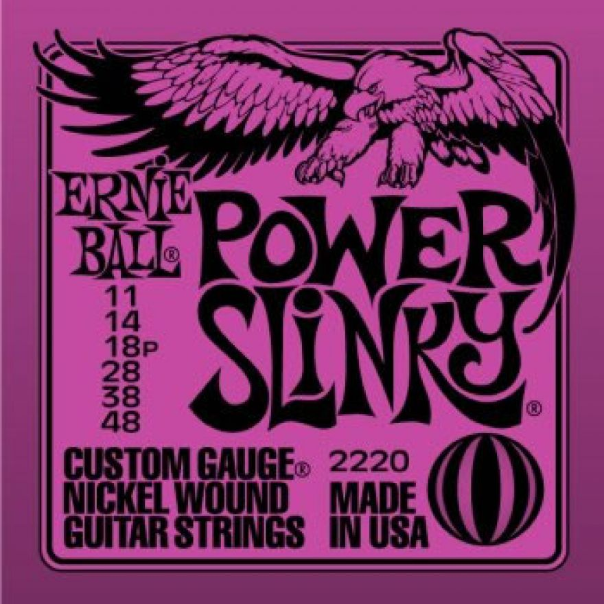 0-ERNIE BALL 2220 - MUTA CO