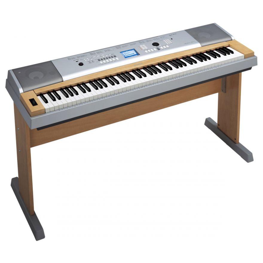 YAMAHA DGX620 [EX DEMO] - PIANOFORTE 88 TASTI PESATI