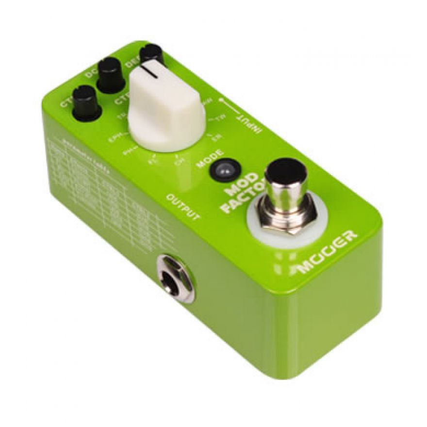 MOOER MOD FACTORY - 11 MODULATION EFFECT