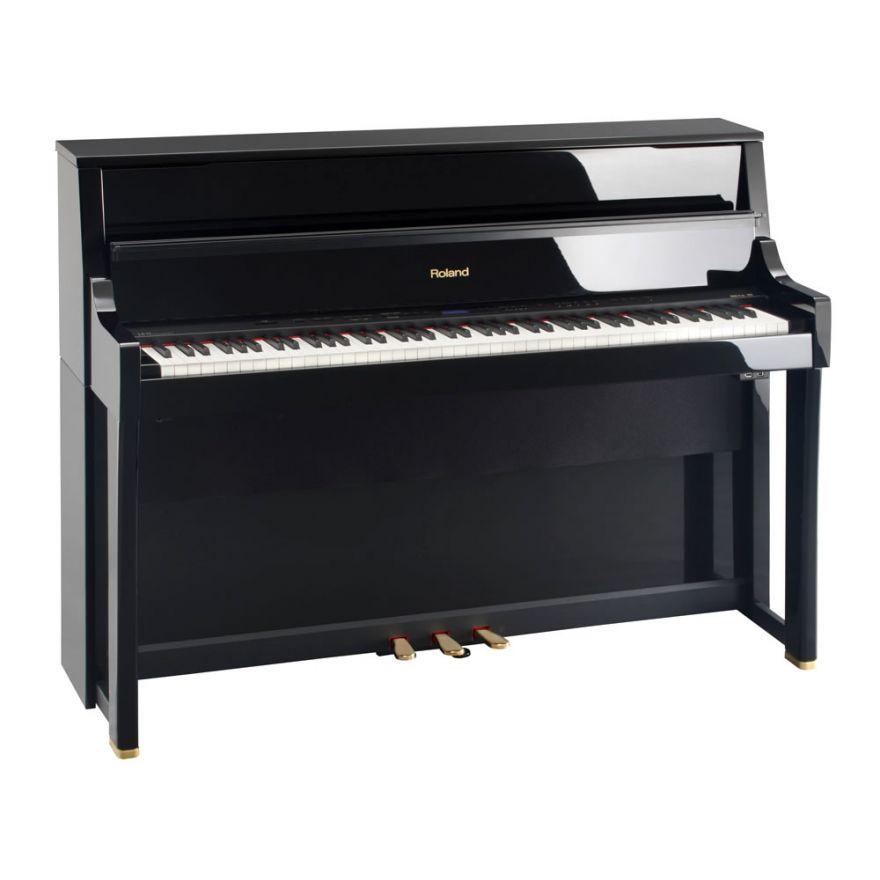 ROLAND LX15 PE - PIANOFORTE VERTICALE DIGITALE 88 | Musical Store 2005