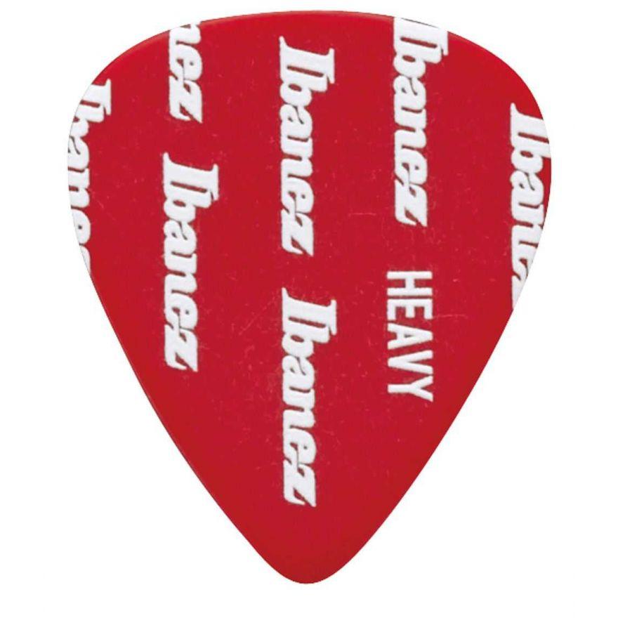 Ibanez PA14HLG-RD - heavy - poliacetato - logo grip - rosso