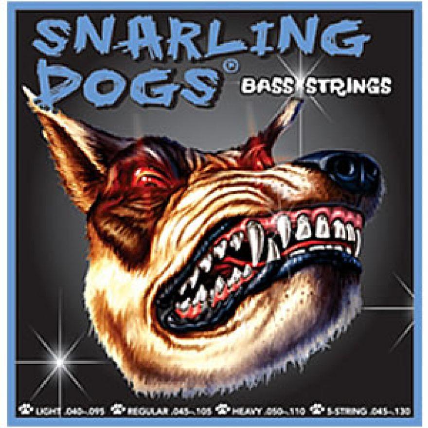 SNARLING DOGS SDN50 - MUTA CORDE PER BASSO (050-110)