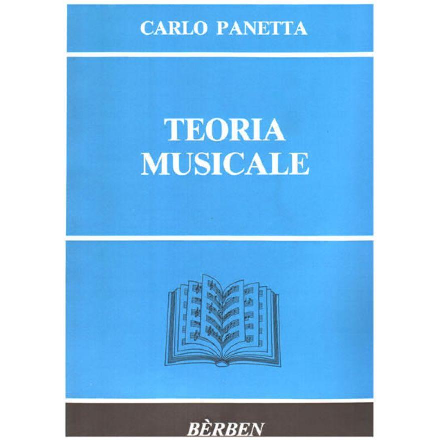 BÉRBEN PANETTA Carlo - TEORIA MUSICALE