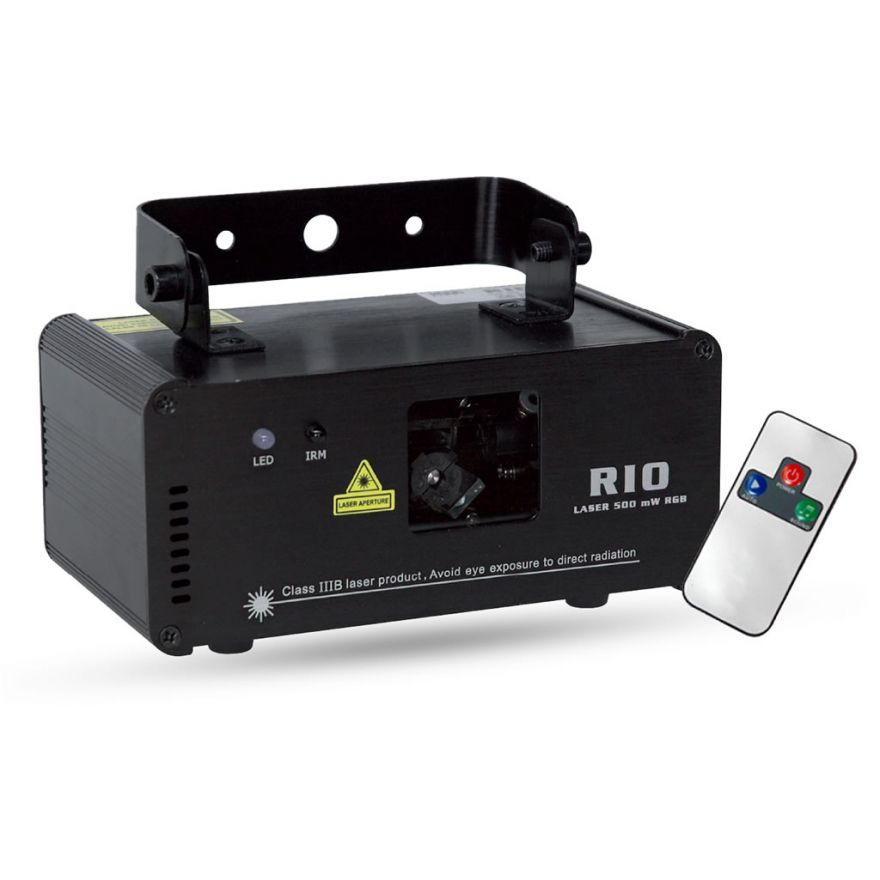 KARMA RIO - Laser 500mw RGB
