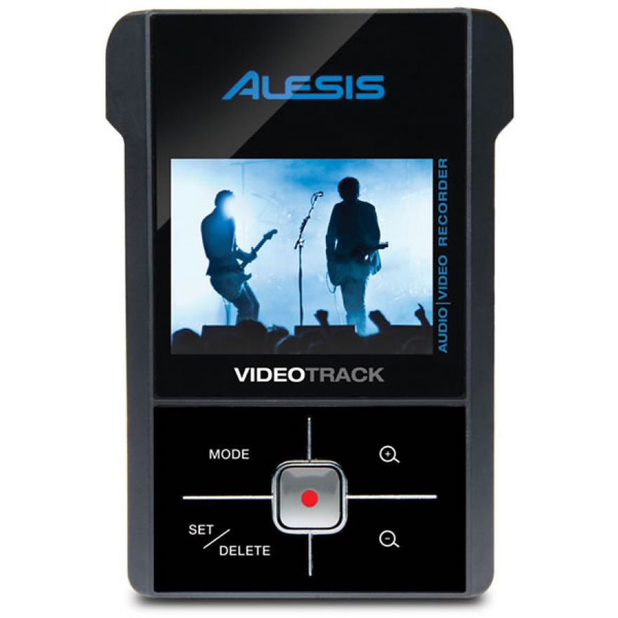 ALESIS VIDEOTRACK - REGISTRATORE AUDIO-VIDEO DIGITALE
