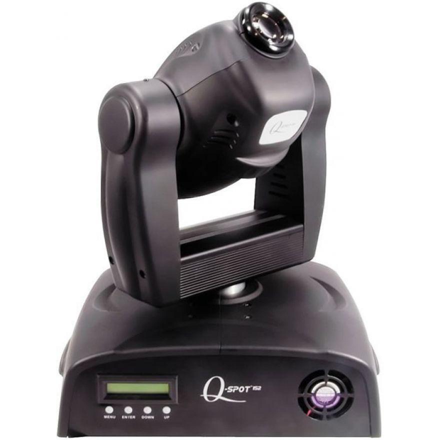 CHAUVET Q SPOT 152 - Testa mobile 12 canali DMX 150W