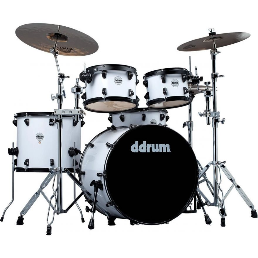0-DDrum JMp522 WHT White -