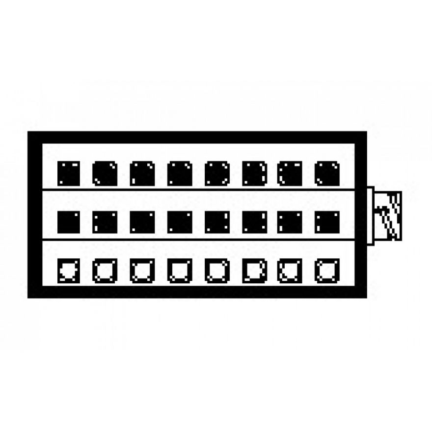 0-PROEL BOXJ1608S