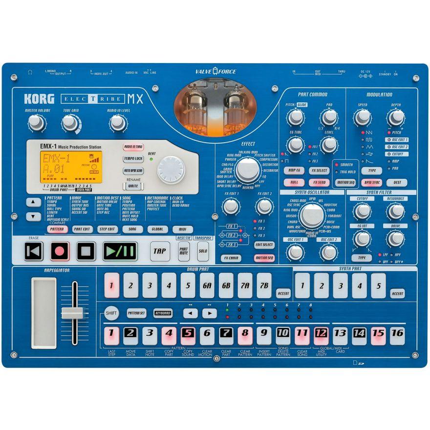 0-KORG EMX1SD Electribe MX
