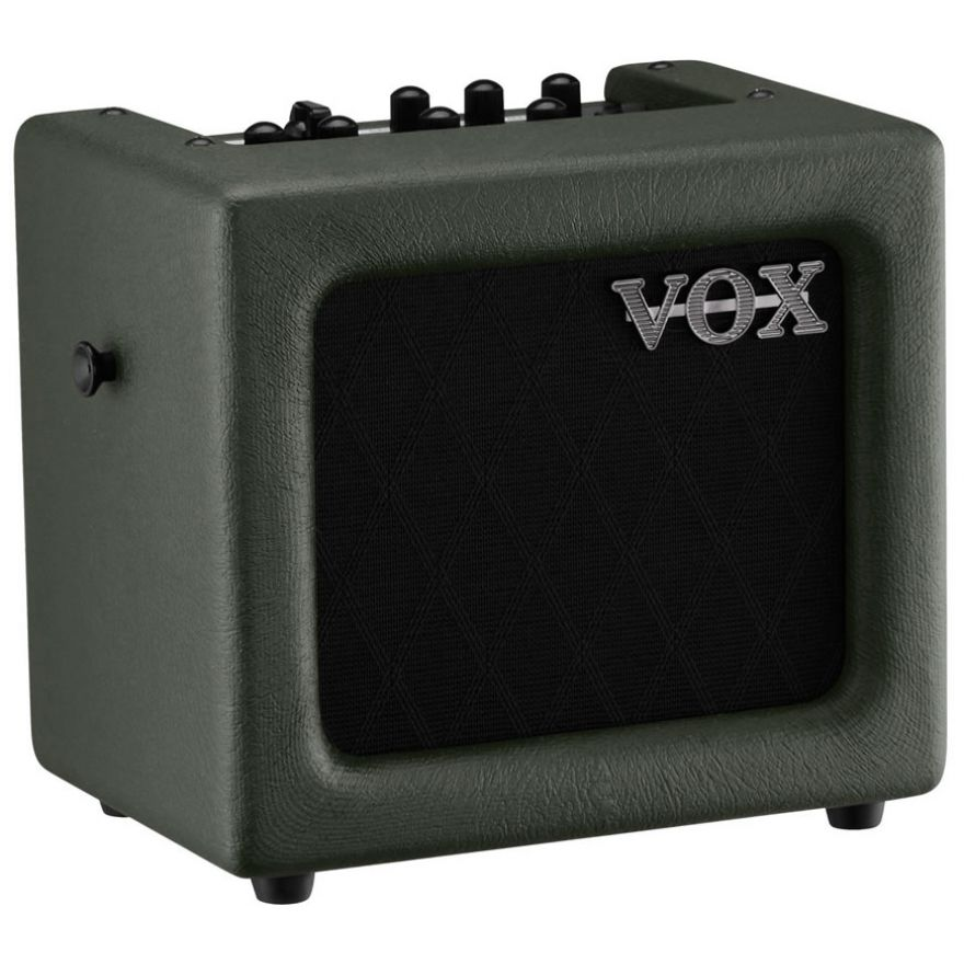 VOX MINI3 RG - MINI AMPLIFICATORE PORTATILE (GREEN)