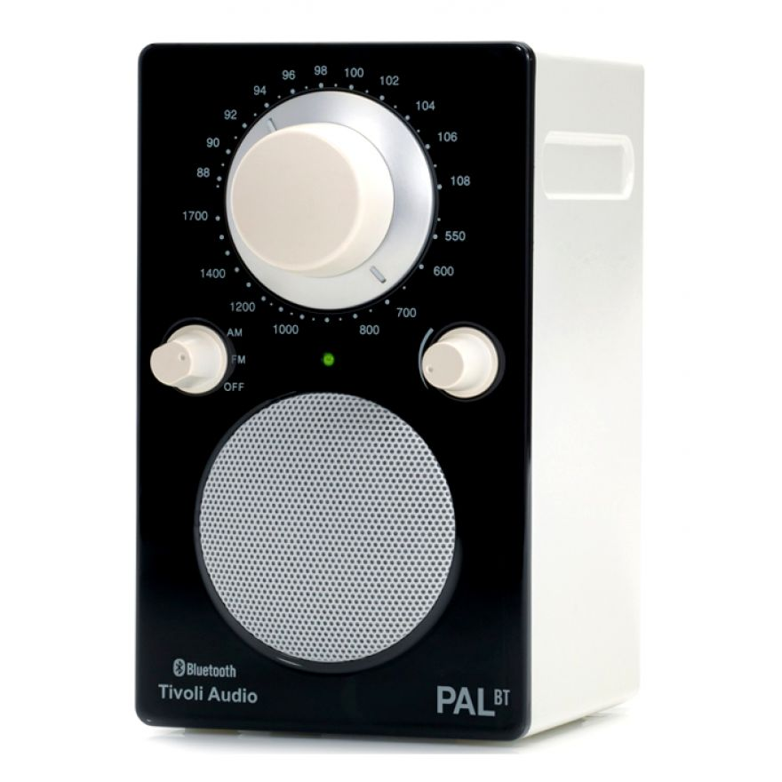 0-Tivoli Audio PAL BT Black
