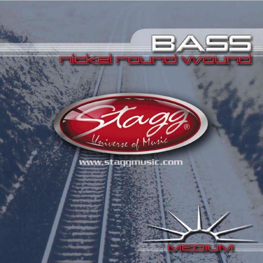 STAGG BA-4505 - MUTA PER BASSO 4 CORDE MEDIUM