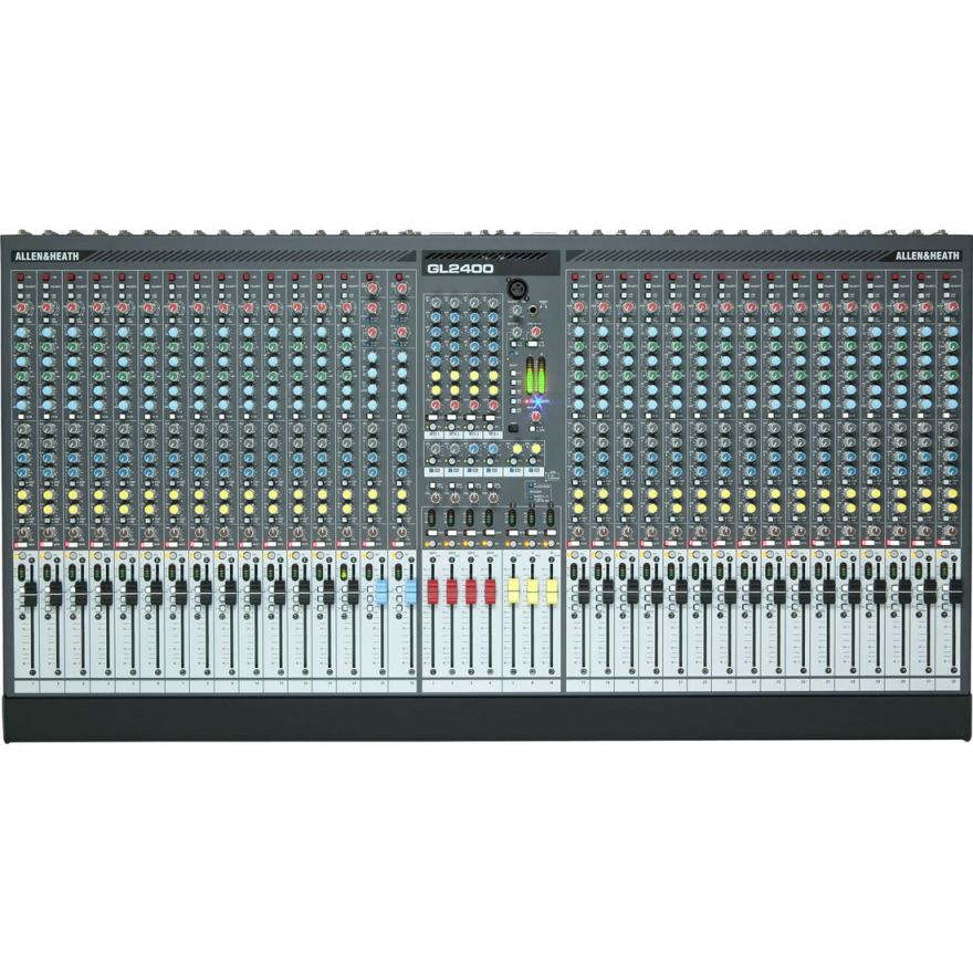 ALLEN & HEATH GL-2400-432 - MIXER PROFESSIONALE 32 CANALI