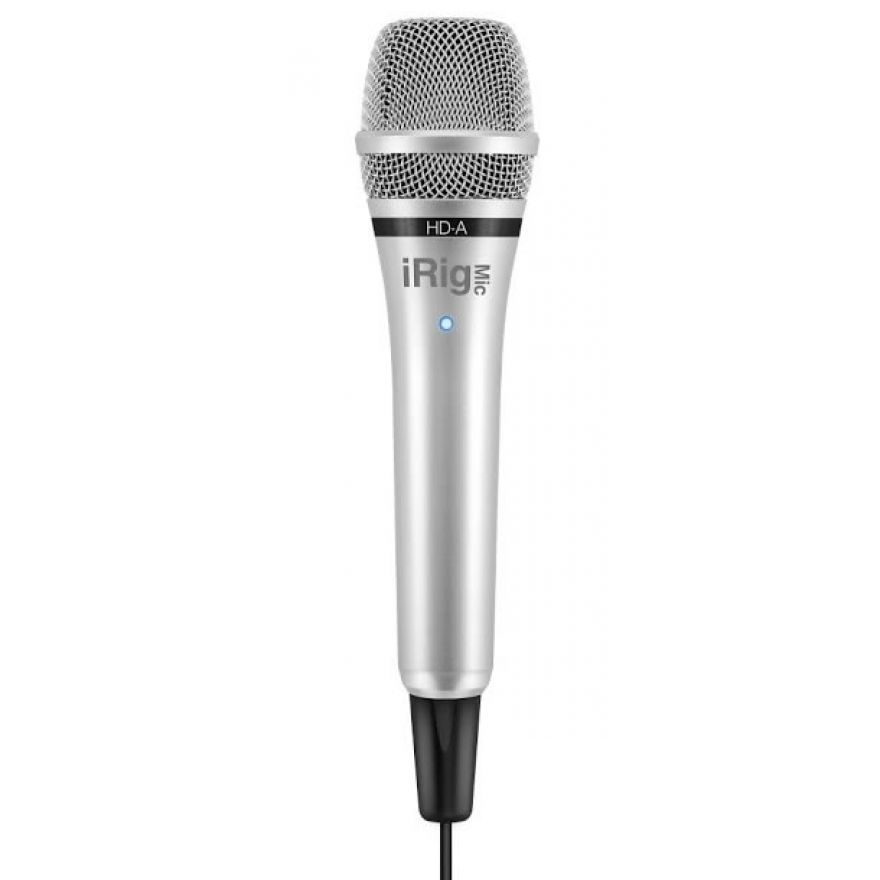 0-IK MULTIMEDIA IRIG MIC HD