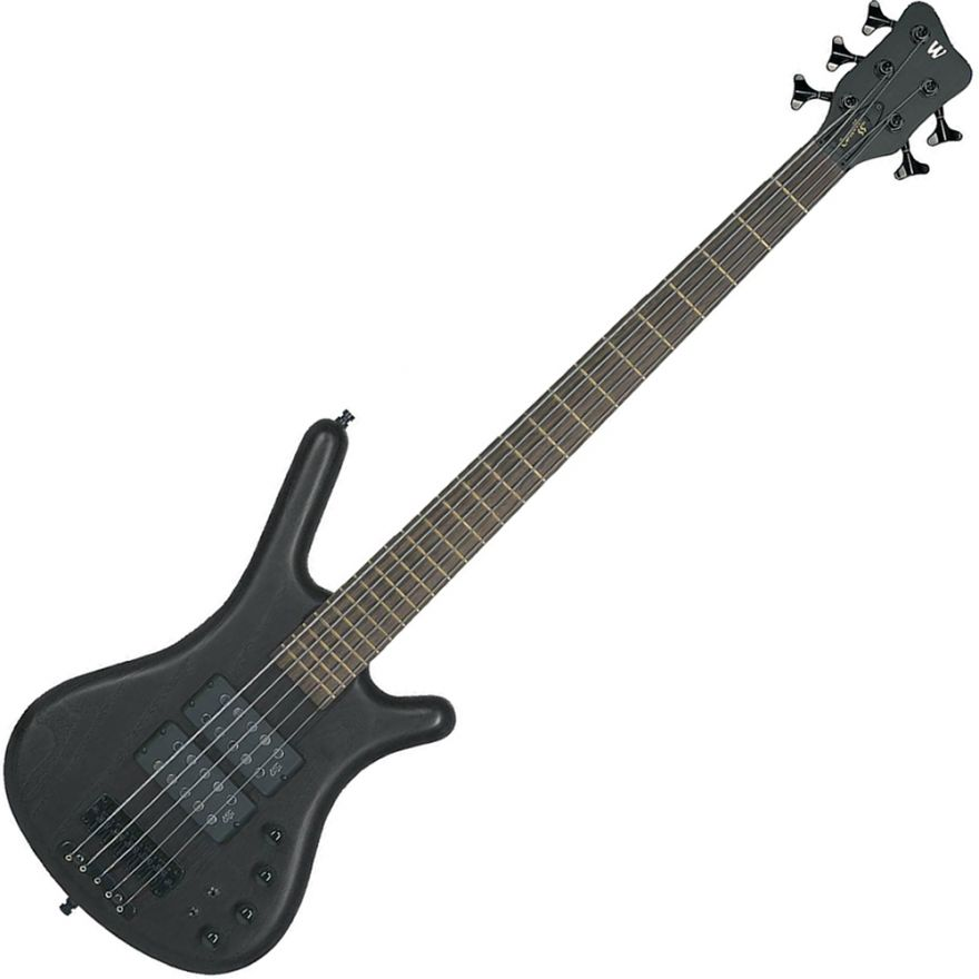 WARWICK Corvette $$ NT (5) Nirvana Black