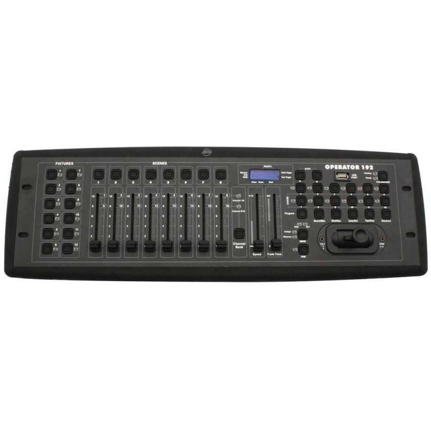 AMERICAN DJ DMX Operator 192 - Centralina DMX 192 Canali