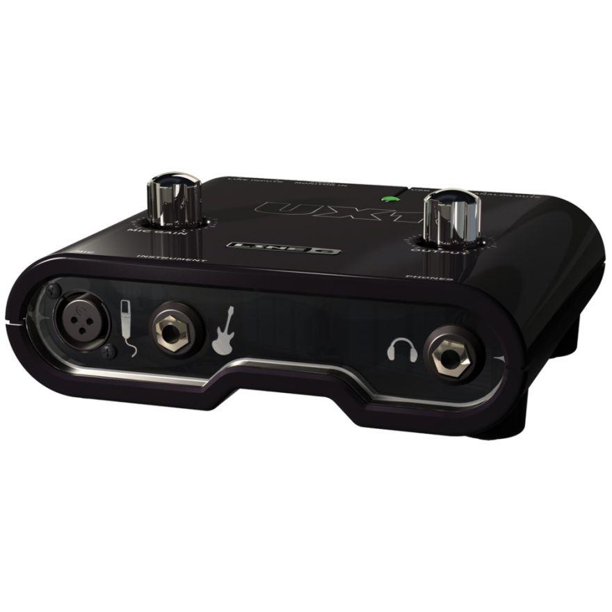 LINE6 POD STUDIO UX1 - INTERFACCIA AUDIO USB 2.0 CHITARRA/BASSO