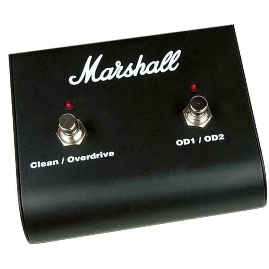 Marshall PEDL10013 Twin Footswitch con LED (PED802)