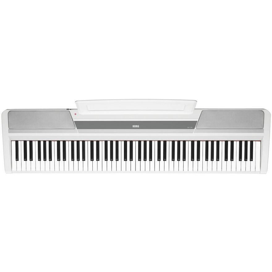 0-KORG SP170 WH - PIANOFORT