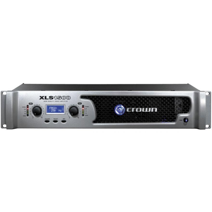 0-CROWN XLS1500 - AMPLIFICA