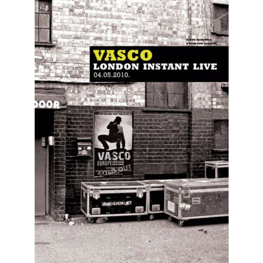 CARISCH Rossi, Vasco - LONDON INSTANT LIVE