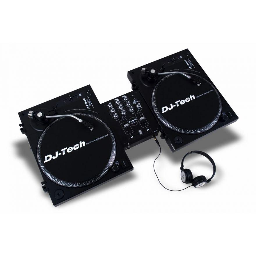 0-DJ TECH VINYL CONTROL 5 -