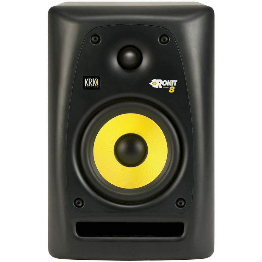 KRK RP8 G2 Rokit Powered - (Coppia)