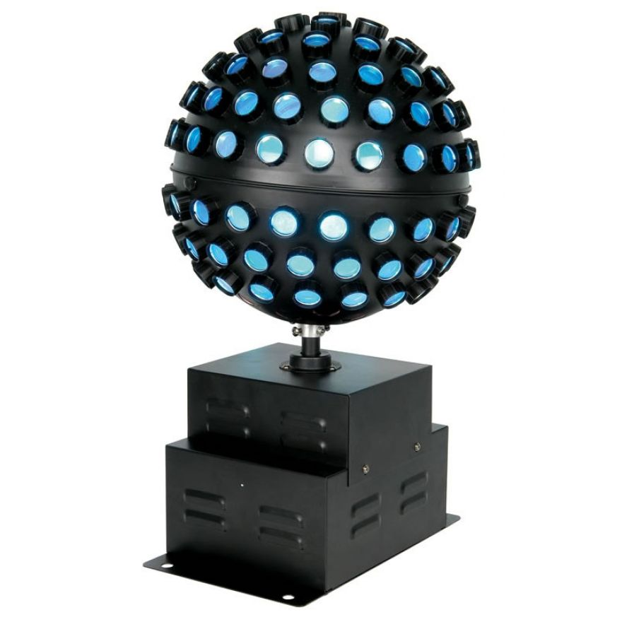 TRONIOS COLOR MOON MAGIC BALL 300W - EFFETTO ROTANTE LUCE BLU