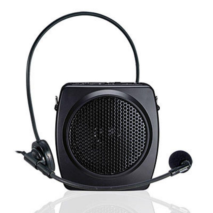 TAKSTAR E5 C/HEADSET - AMPLIFICATORE VOCALE PORTATILE