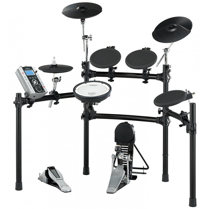 ROLAND BATTERIA ELETTRONICA TD9K + MDS9 STAND