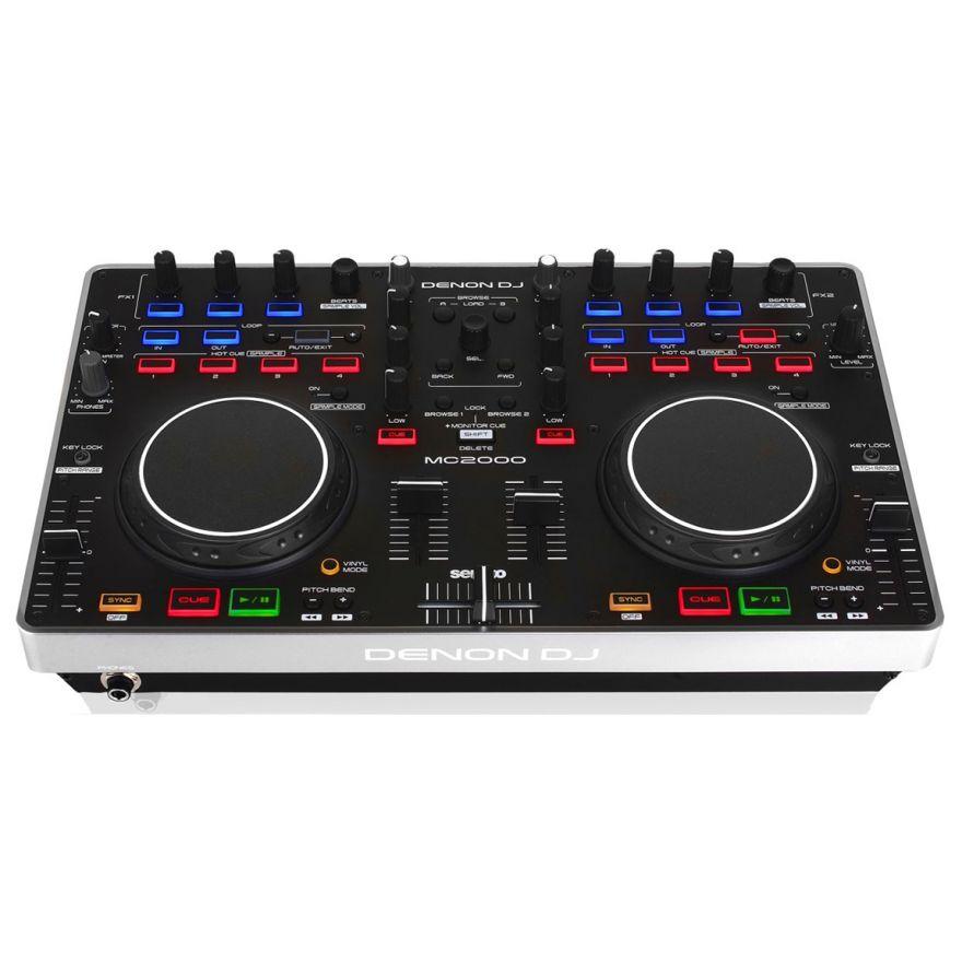 DENON MC2000 - CONTROLLER DJ PER Serato DJ Intro