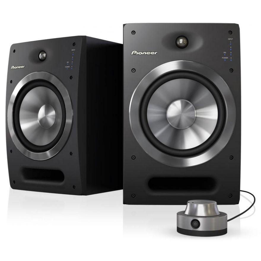 PIONEER S-DJ08 (COPPIA) - DIFFUSORI POTENZIATI A 2 VIE DA 21 CM