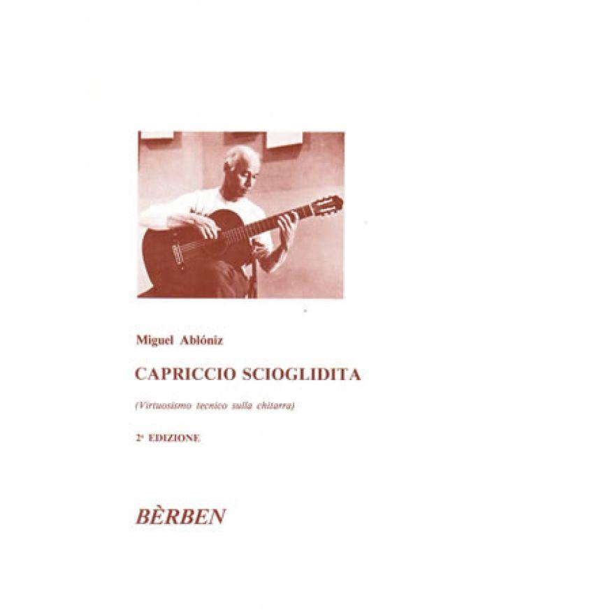 BÉRBEN Miguel Ablòniz - CAPRICCIO SCIOGLIDITA