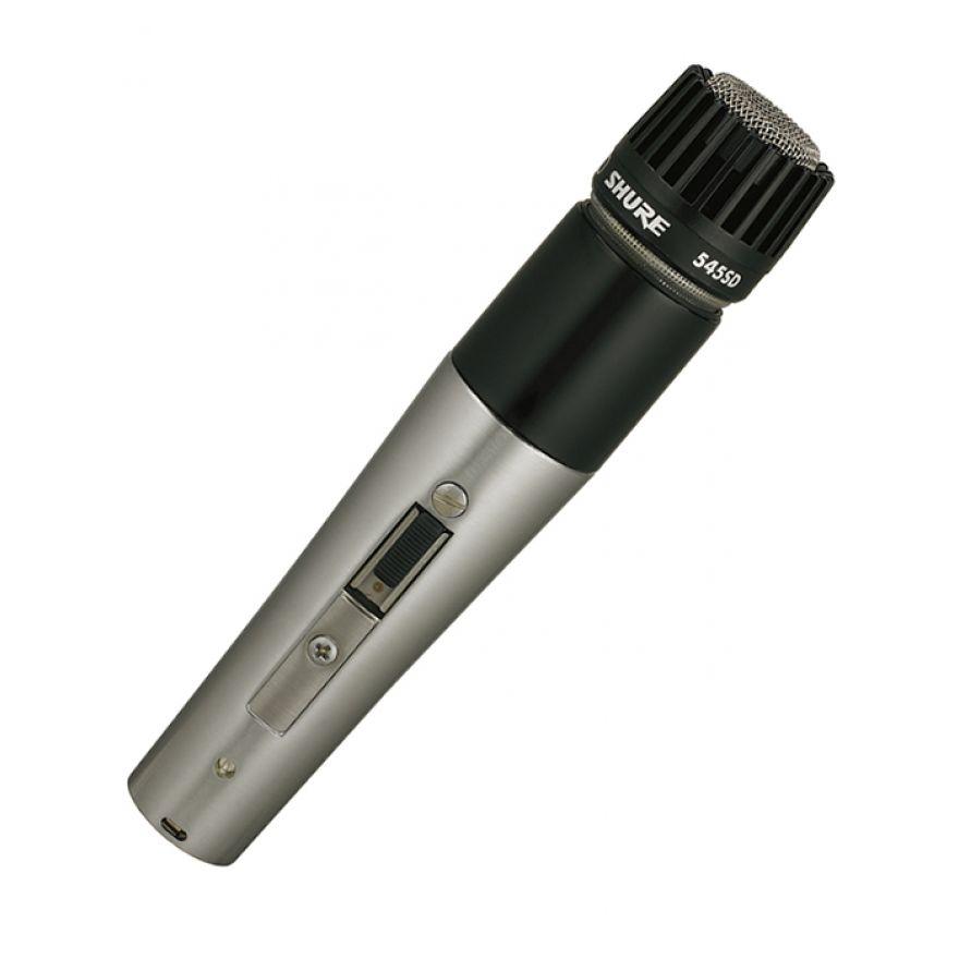 0-SHURE 545SD-LC - MICROFON
