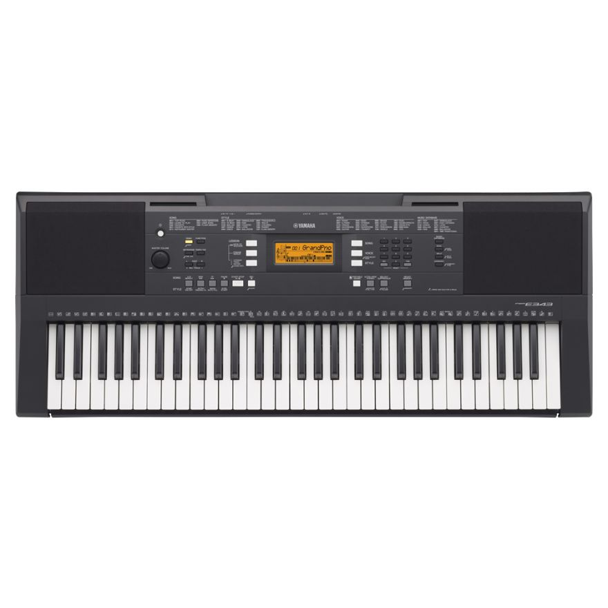 YAMAHA PSR E343 - Tastiera 61 Tasti