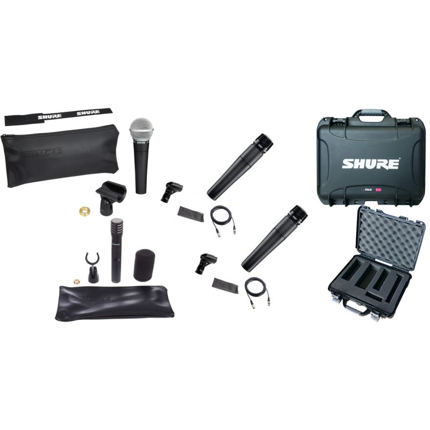 SHURE KIT MICROFONI BIG BAND