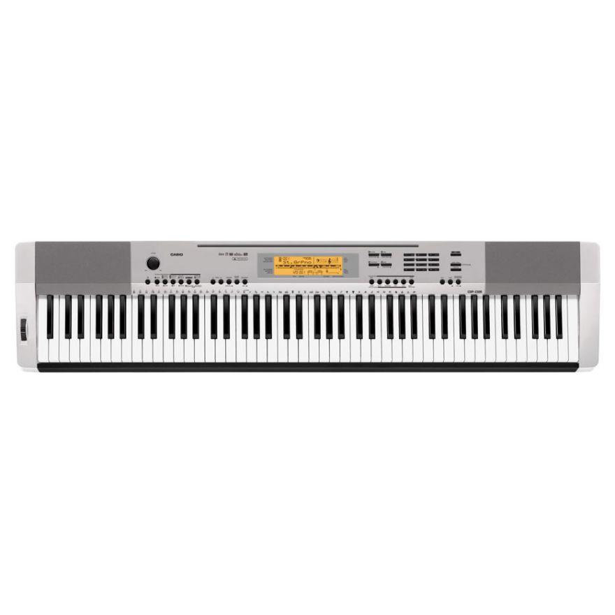 0-CASIO CDP230R SR - PIANOF