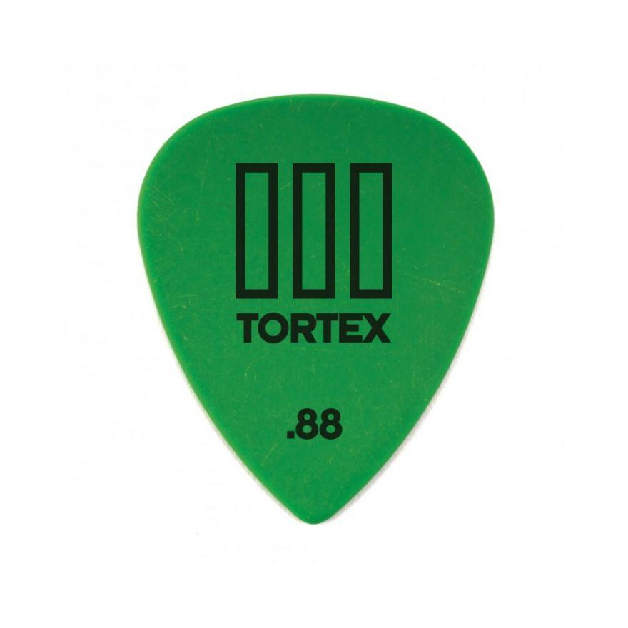 Dunlop 462R Tortex III Green .88