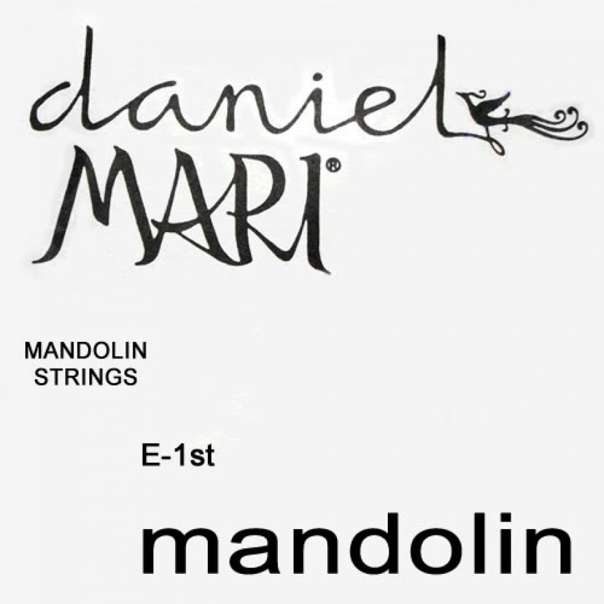 DANIEL MARI E-1st - CORDA SINGOLA PER MANDOLINO [E-MI-1st]