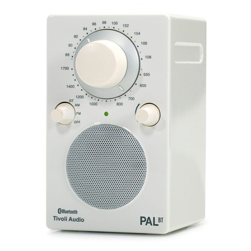 0-Tivoli Audio PAL BT White