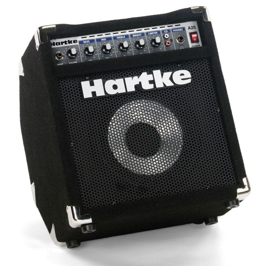 HARTKE KickBack A25 - COMBO PER BASSO 25W CON CONO 1 X 8