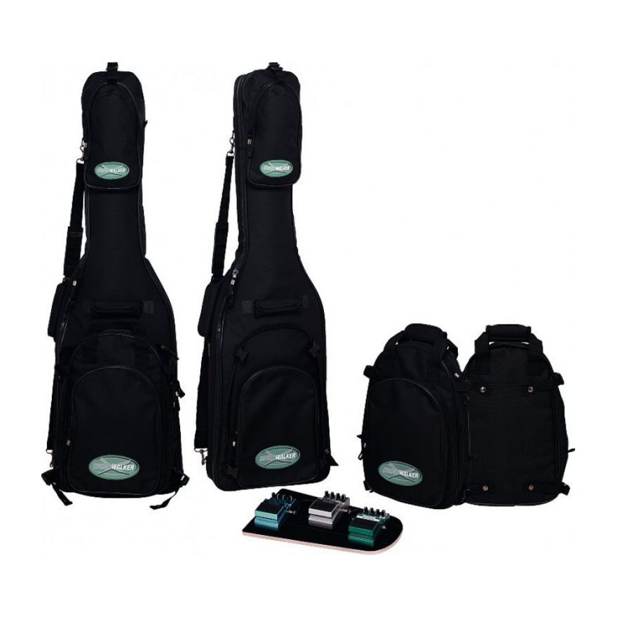 ROCKBAG RB20426B Cross Walker FX per Chitarra Elettrica Black