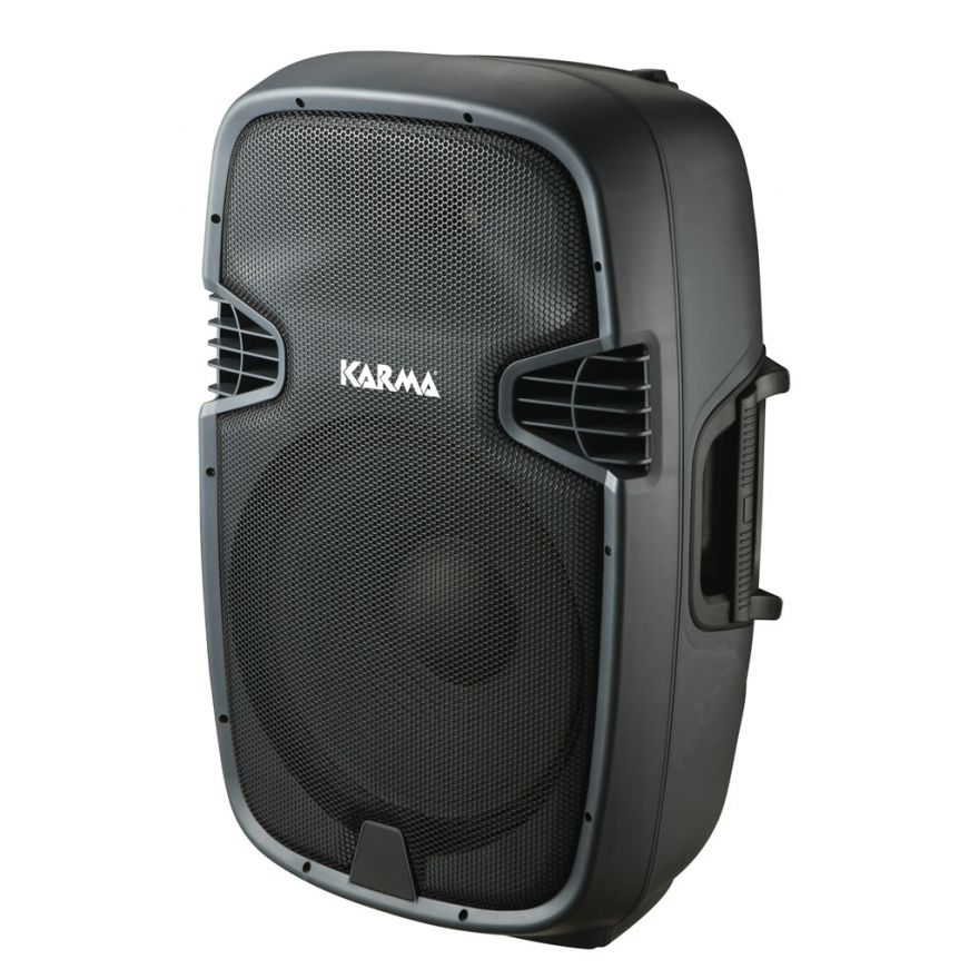 KARMA BX 6110USB - Cassa amplificata con Usb Player