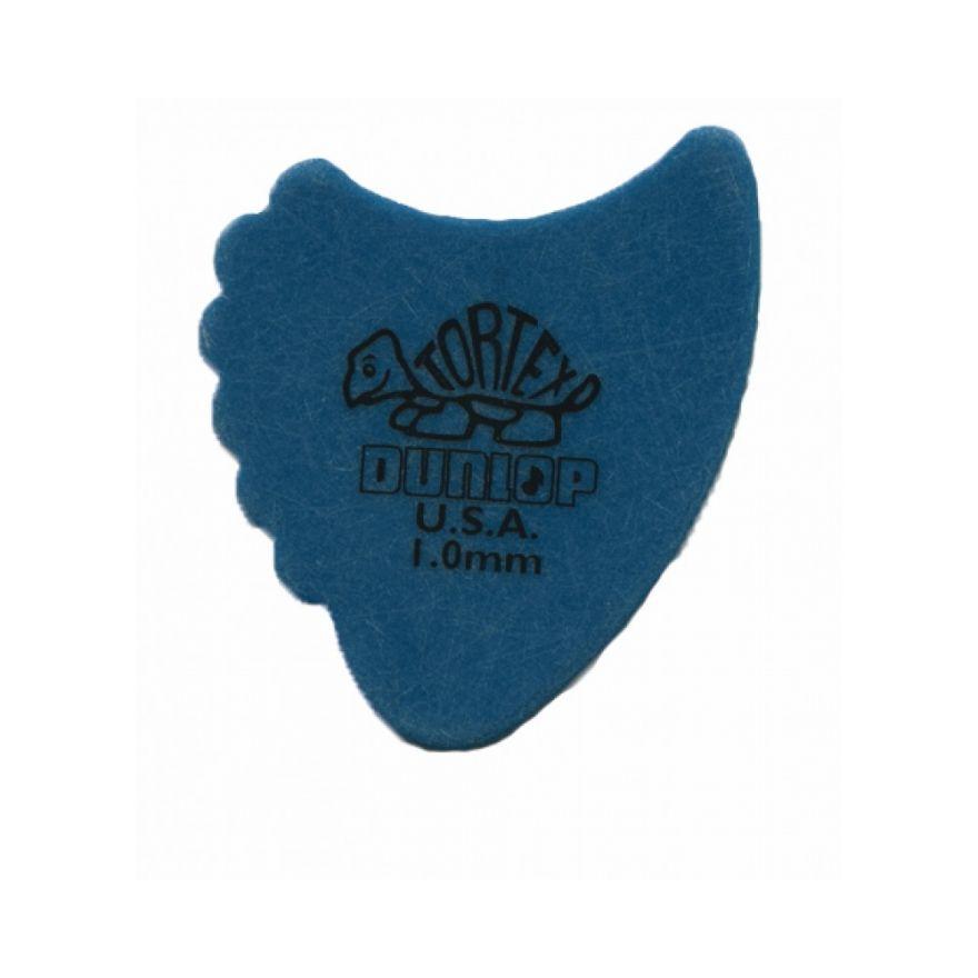 Dunlop 414R1.0  TORTEX FIN PK -72/BAG
